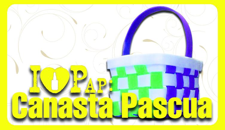 Canasta Para Huevos Manualidades.Canasta Para Huevos De Pascua Manualidades En Goma Eva Y Foami