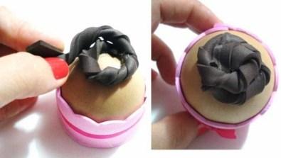 Cupcakes de goma eva 5