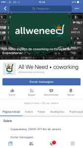 Facebook All We Need - Facebook All We Need