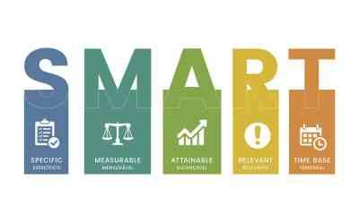 Como definir e alcançar suas metas SMART 8 - Blog