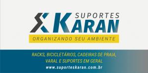 Suportes Karan Etiqueta - Suportes Karan Etiqueta