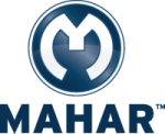 MAHAR logo stacked