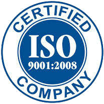 ISO 2008 Certified