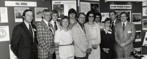 Our People - old Photo of Mahar group
