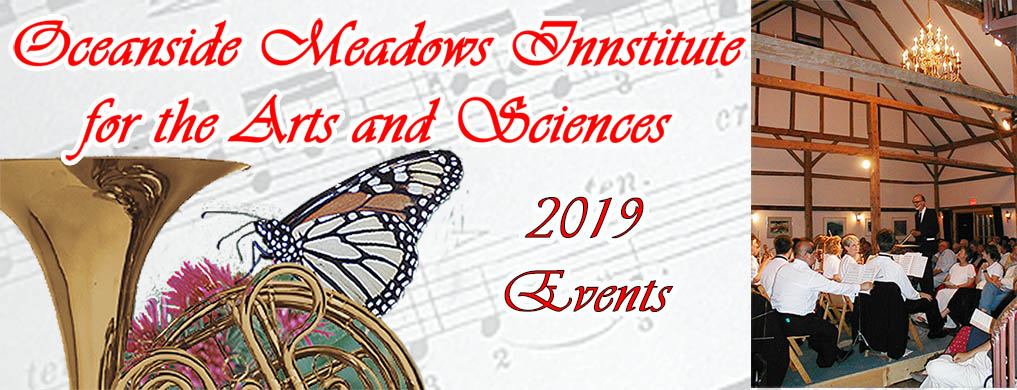 Acadia's Oceanside Meadows Innstitute for the Arts and Sciences