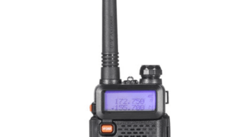 BAOFENG UV-5R Dual Band Transceiver Radio Walkie Talkie
