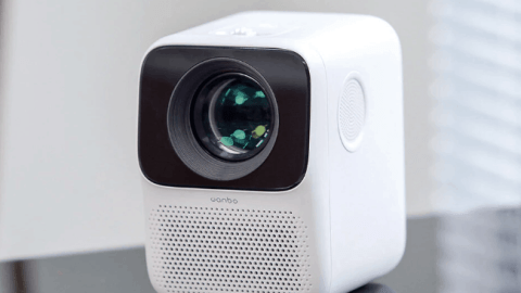 XIAOMI Global Version Wanbo T2MAX 1080P Mini LED Projector WIFI Android System