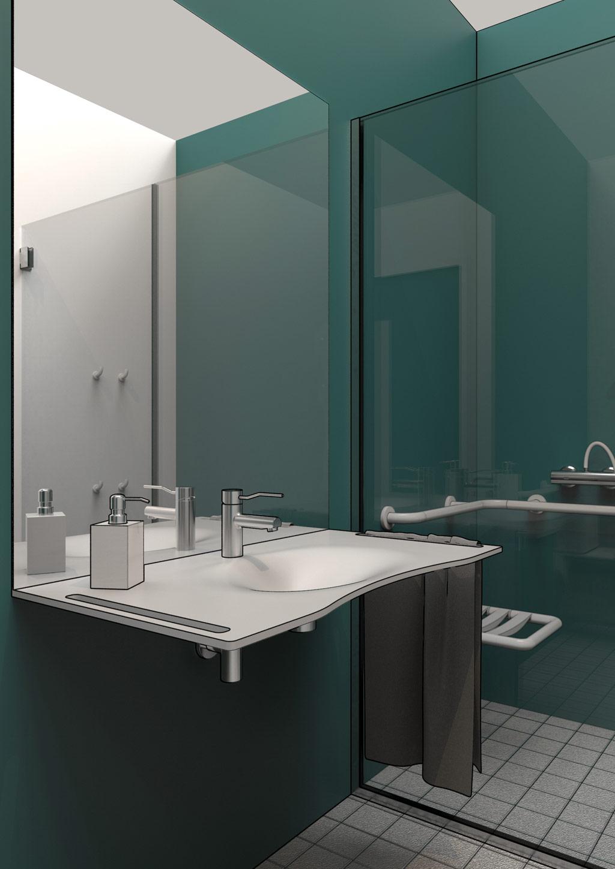 Bagno per disabili archweb bagno per disabili misure