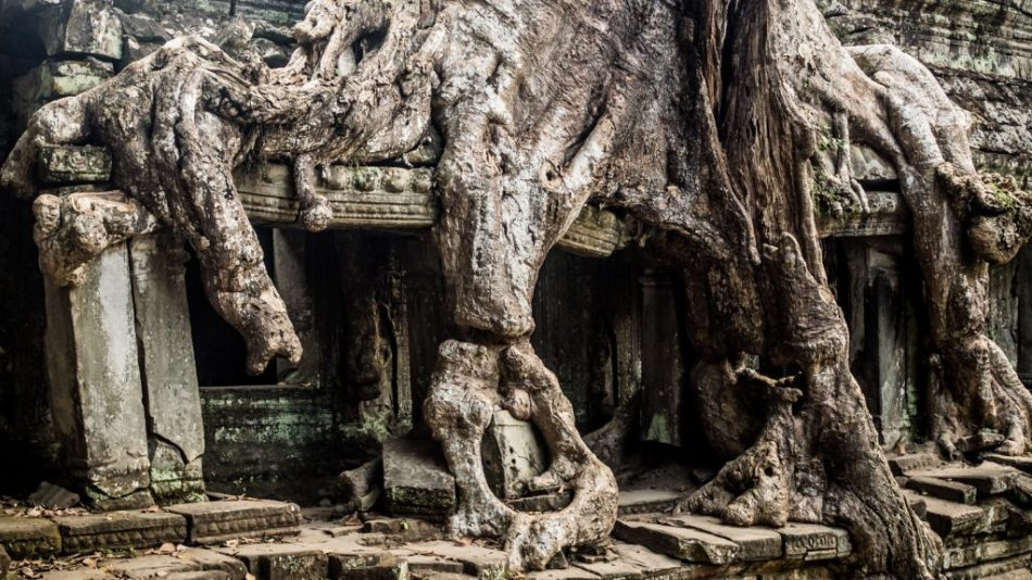 Banteay Kdei Temple, Cambodia