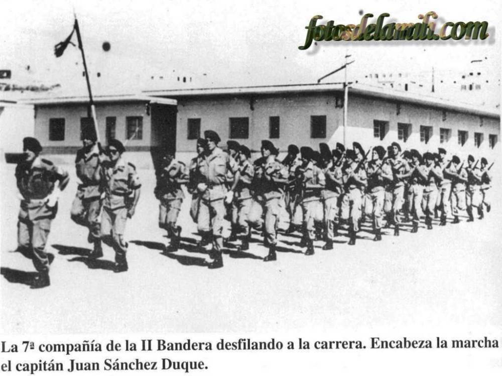 Guerra de Ifni. Las banderas paracaidistas 1957-1958 I (2/6)