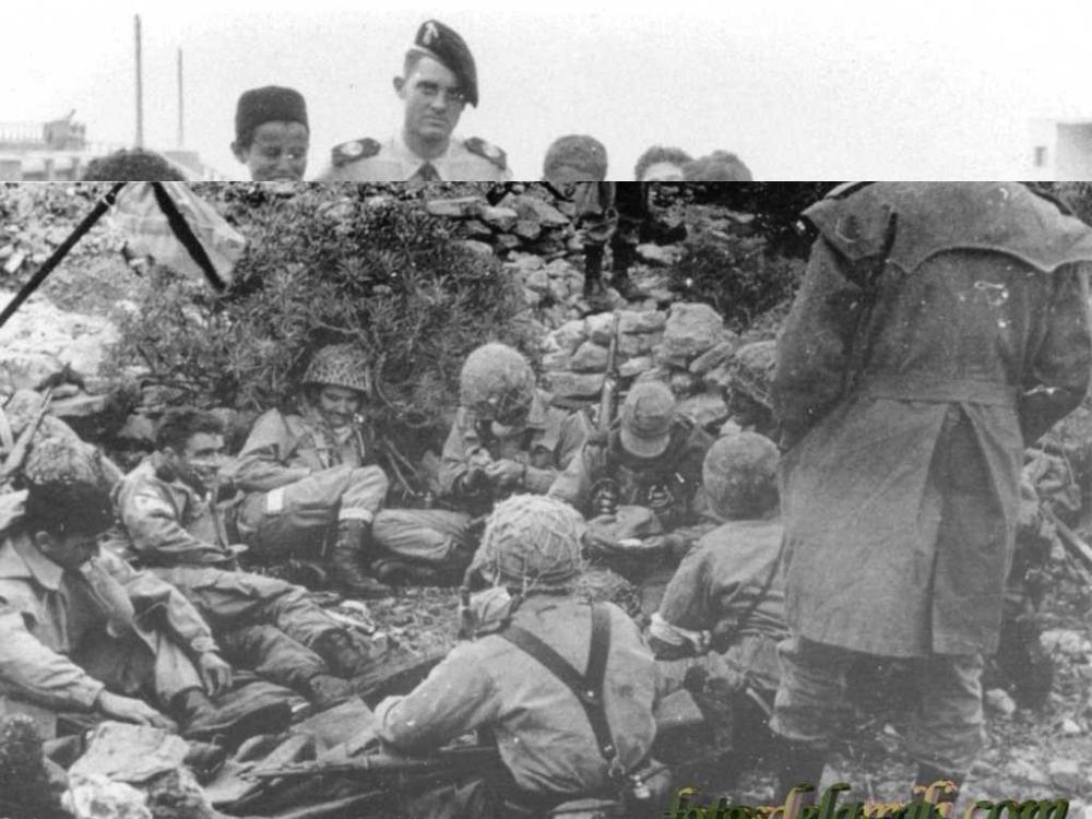Guerra de Ifni. Las banderas paracaidistas 1957-1958 II (3/6)