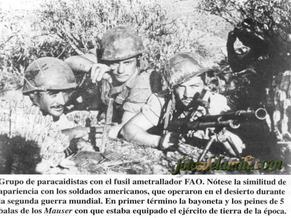Guerra de Ifni. Las banderas paracaidistas 1957-1958 II (5/6)
