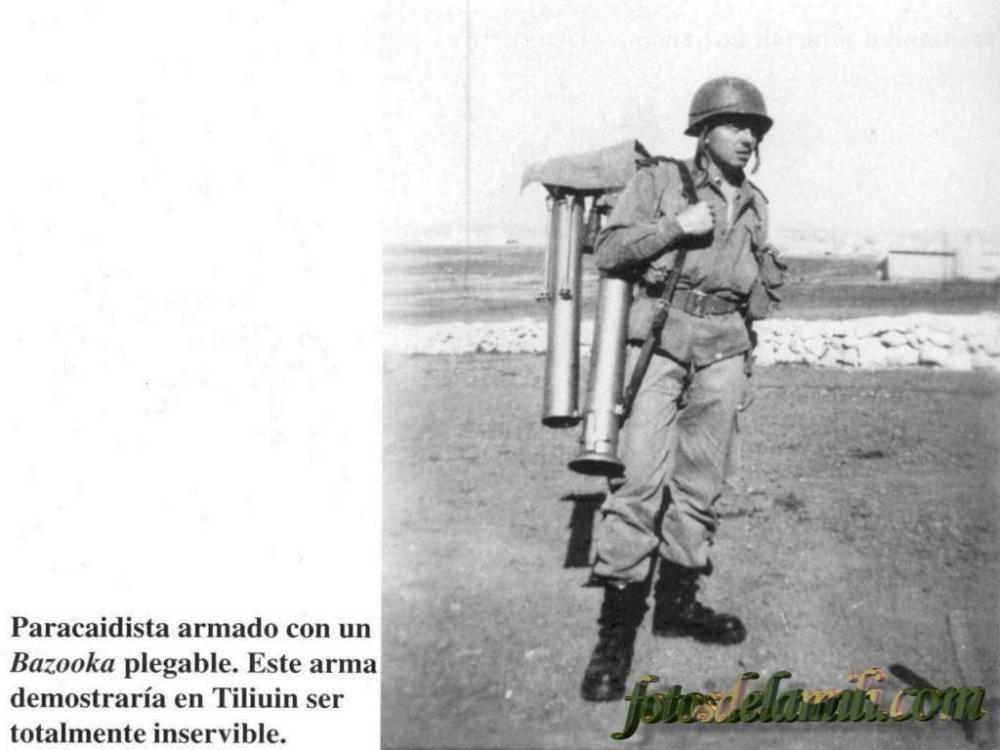 Guerra de Ifni. Las banderas paracaidistas 1957-1958 I (5/6)