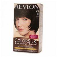 Revlon Colorsilk Hair Color Dye - Brown Black 20 - Hair ...
