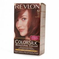 Revlon Colorsilk Hair Color Dye - Medium Auburn 42 - Hair ...