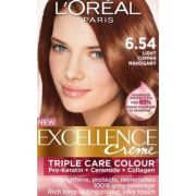 loreal excellence creme 6.54 light