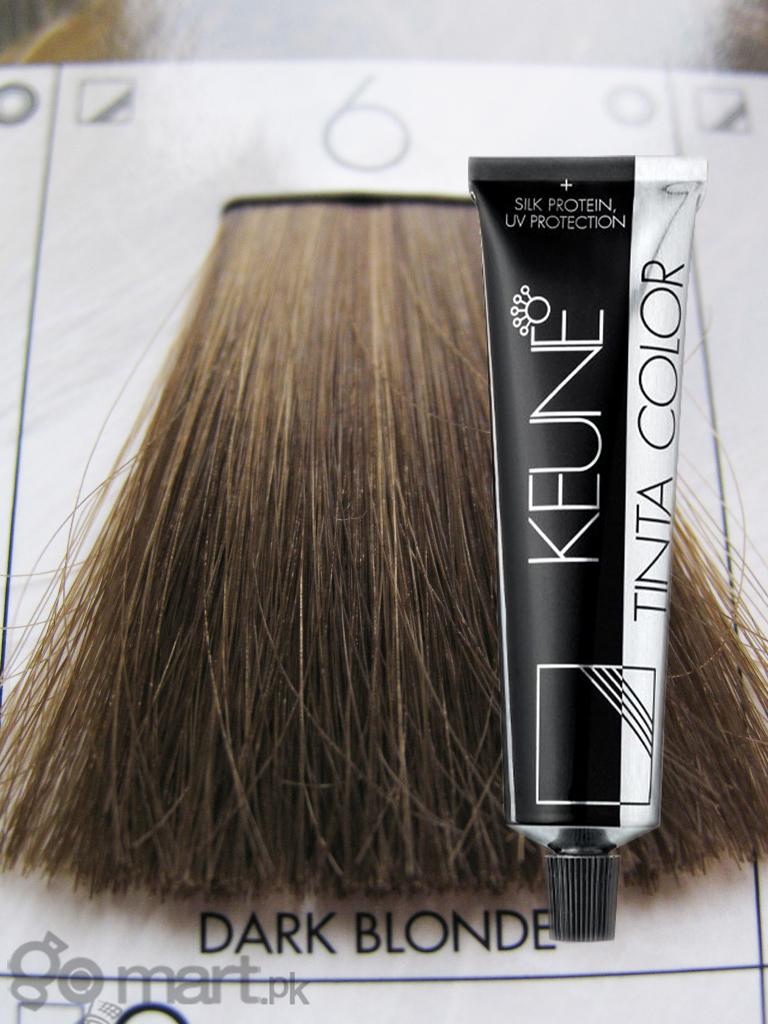 Keune Tinta Color Dark Blonde 6  Hair Color  Dye  Gomartpk