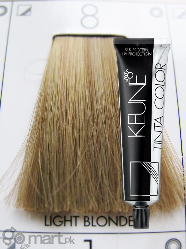 Keune Tinta Color Light Blonde 8 Hair Color Amp Dye