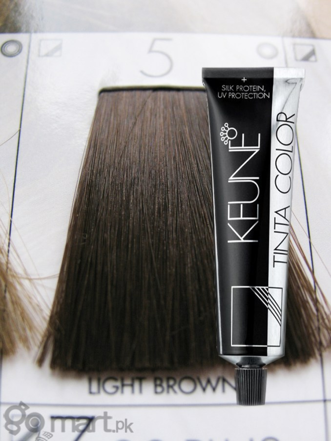 Keune Tinta Color Light Brown 5 - Hair Color & Dye | Gomart.pk