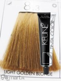Keune Tinta Color Light Golden Blonde 8.3 - Hair Color ...