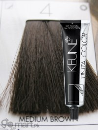 Keune Tinta Color Medium Brown 4 - Hair Color & Dye ...