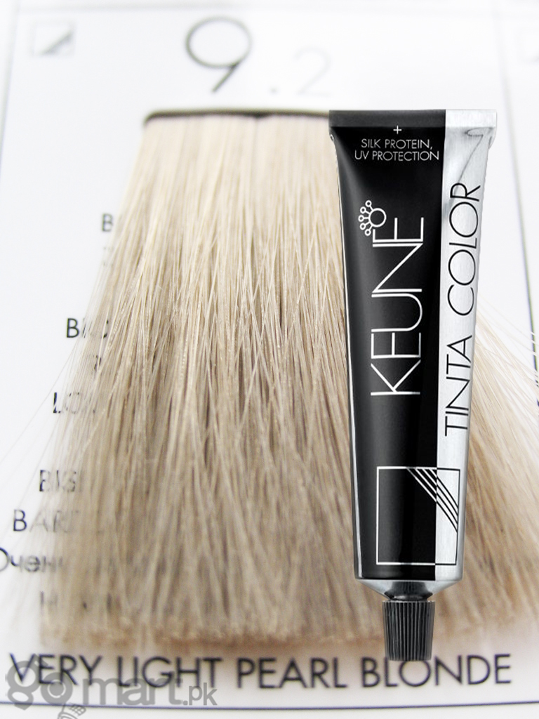 Keune Tinta Color Very Light Pearl Blonde 92 Hair Color
