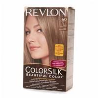 Revlon Colorsilk Hair Color Dye - Dark Ash Blonde 60 ...