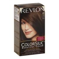 Revlon Colorsilk Hair Color Dye - Medium Brown 41 - Hair ...