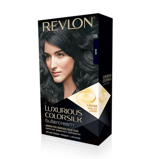 Revlon Luxurious ColorSilk ButterCream Hair Color 10N