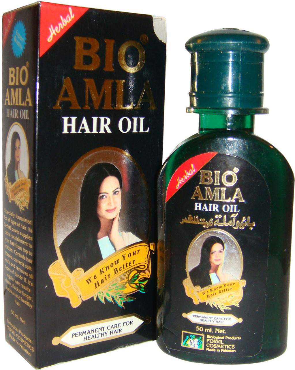 Bio Amla Hair Oil 50ml Hair Oil Amp Cream Gomartpk