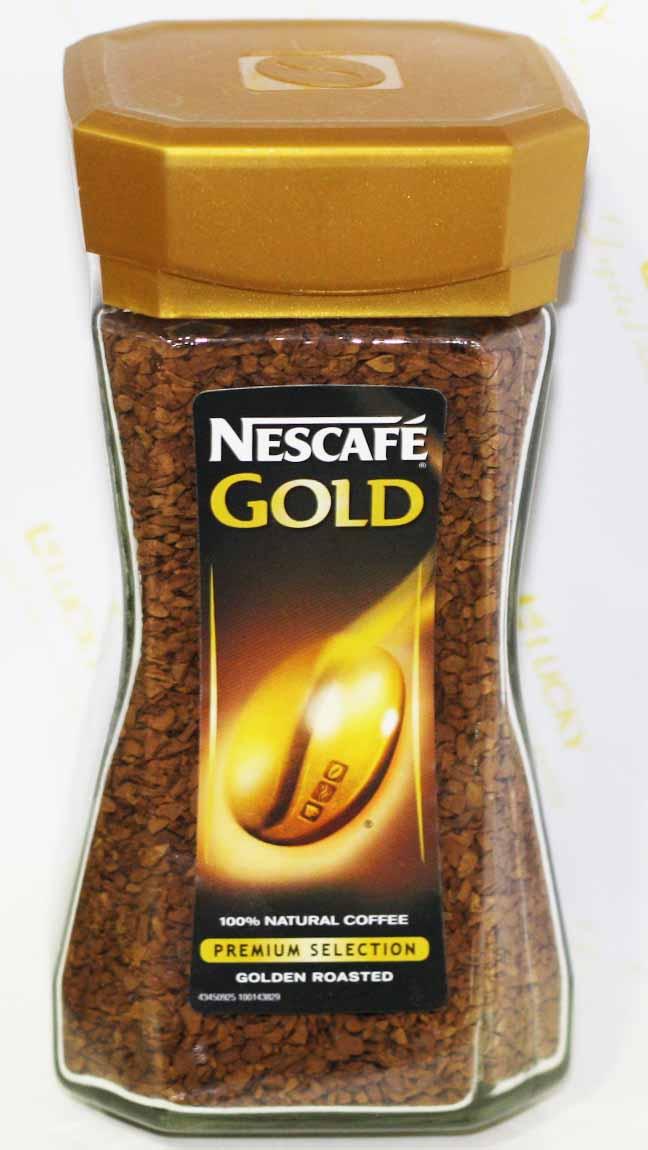 Nestle Nescafe Gold 200gm  Tea  coffee  Gomartpk