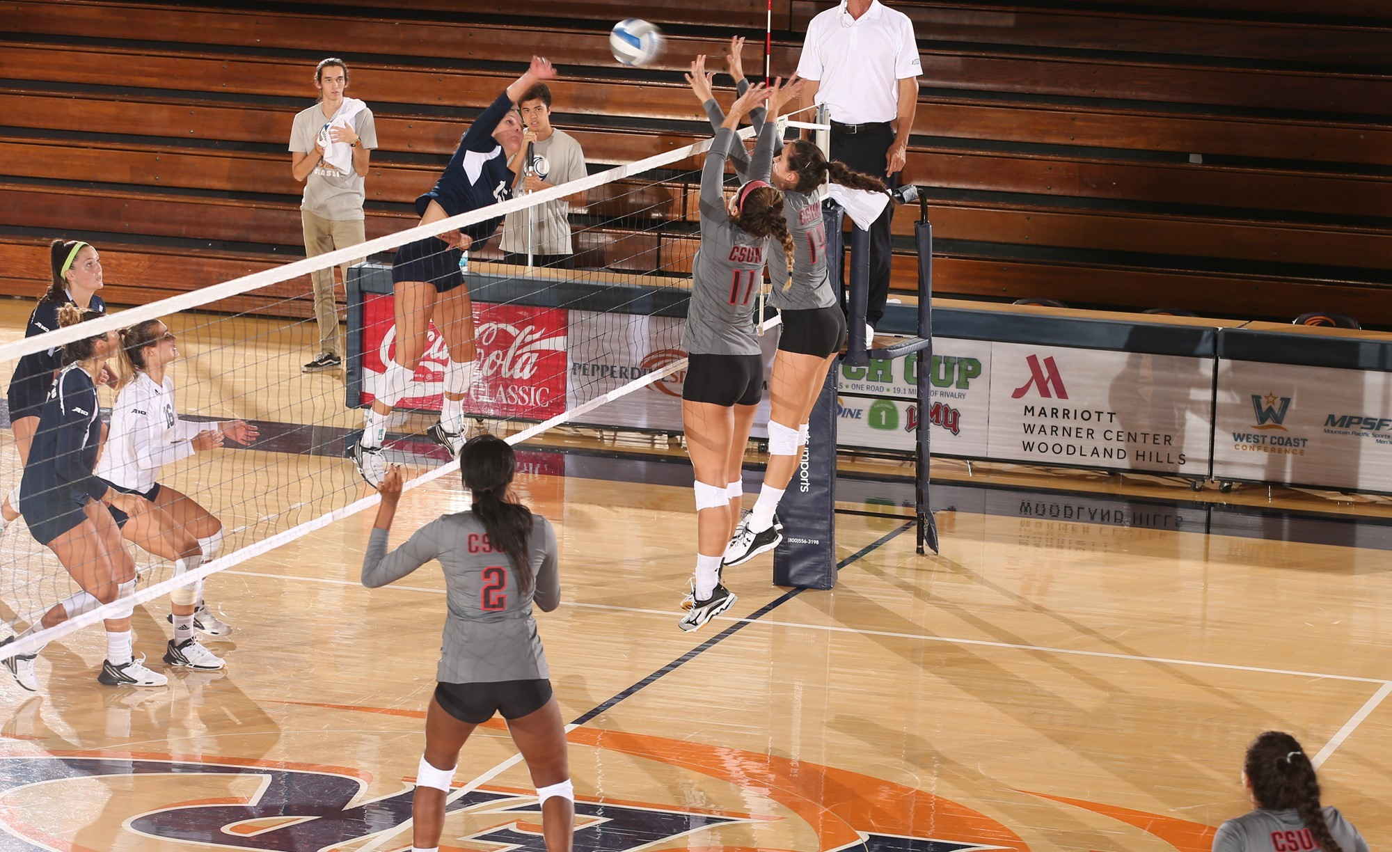 CSUN Closes Non-Conference Slate with Three Matches in Utah