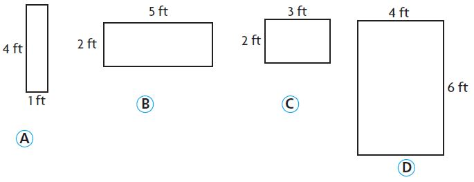 Go Math Grade 4 Answer Key Chapter 13 Algebra Perimeter and Area img 88
