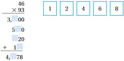 Go Math Grade 4 Answer Key Chapter 3 Multiply 2-Digit Numbers Review/Test img 36