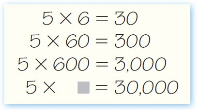 Go Math Grade 4 Answer Key Homework FL Chapter 2 Multiply by 1-Digit Numbers Review Test img 2
