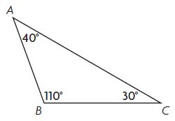Go Math Grade 4 Answer Key Homework Practice FL Chapter 11 Angles Common Core - Angles img 49