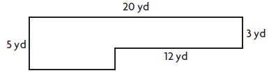 Go Math Grade 4 Answer Key Homework Practice FL Chapter 13 Algebra Perimeter and Area Common Core - Algebra: Perimeter and Area img 24