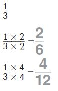 Go Math Grade 4 Answer Key Homework Practice FL Chapter 6 Fraction Equivalence and Comparison Common Core - Fraction Equivalence and Comparison img 3