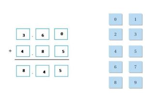 grade 5 chapter 3 Add and Subtract Decimals 153 image 4