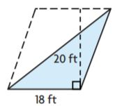 Go Math Grade 6 Answer Key Chapter 10 Area of Parallelograms img 17