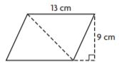 Go Math Grade 6 Answer Key Chapter 10 Area of Parallelograms img 42