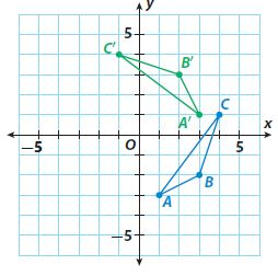 Go Math Grade 8 Answer Key Chapter 9 Transformations and Congruence Lesson 3: Properties of Rotation img 14