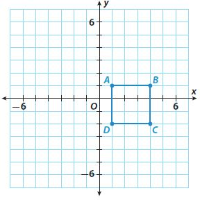Go Math Grade 8 Answer Key Chapter 9 Transformations and Congruence Lesson 4: Algebraic Representations of Transformations img 25