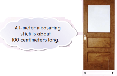 2nd Grade Go Math Answer Key Chapter 9 Length in Metric Units 9.6 1