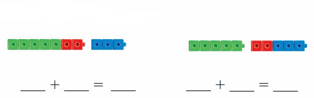 Go Math 1st Grade Answer Key Chapter 3 Addition Strategies 220