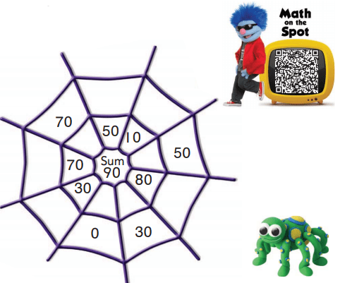 Go Math 1st Grade Answer Key Chapter 8 Two-Digit Addition and Subtraction 8.2 4