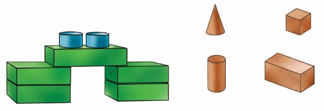 Go Math Answer Key Grade 1 Chapter 11 Three-Dimensional Geometry 79
