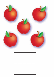 Go Math Answer Key Grade K Chapter 1 Represent, Count, and Write Numbers 0 to 5 104