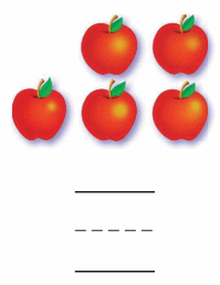 Go Math Answer Key Grade K Chapter 1 Represent, Count, and Write Numbers 0 to 5 107