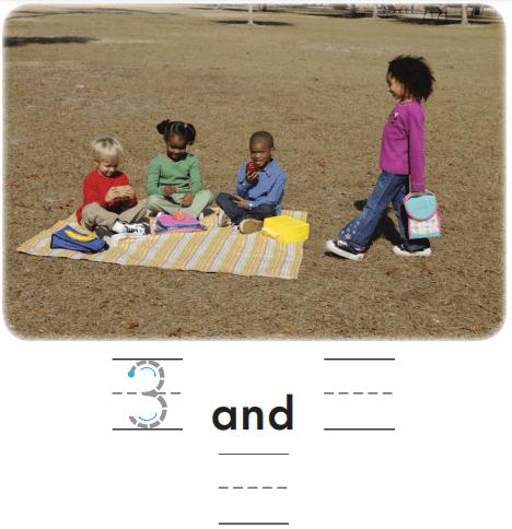 Go Math Answer Key Grade K Chapter 5 Addition 5.1 1